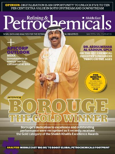 Refining & Petrochemicals Middle East  May (2019)