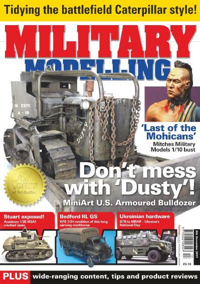 Military Modelling Vol 47 No 13 (2017)