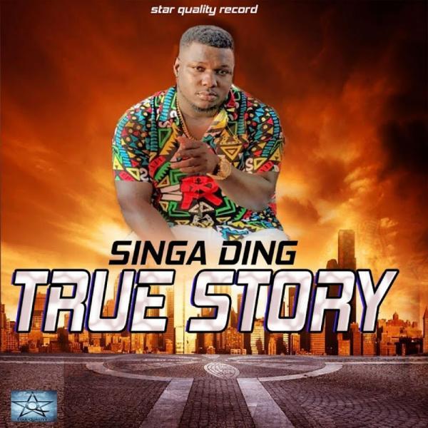 Singa Ding True Story Singa Ding SINGLE 2019