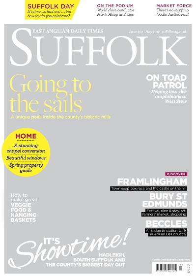 Suffolk  Issue 203  May (2017)