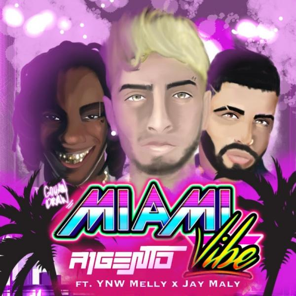 A1Gento Miami Vibe feat YNW Melly and Jay Maly SINGLE  ES 2019