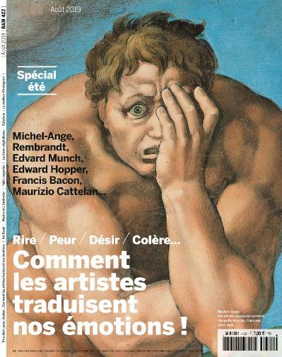 Beaux Arts Magazine N 422  Ao 251 t (2019)