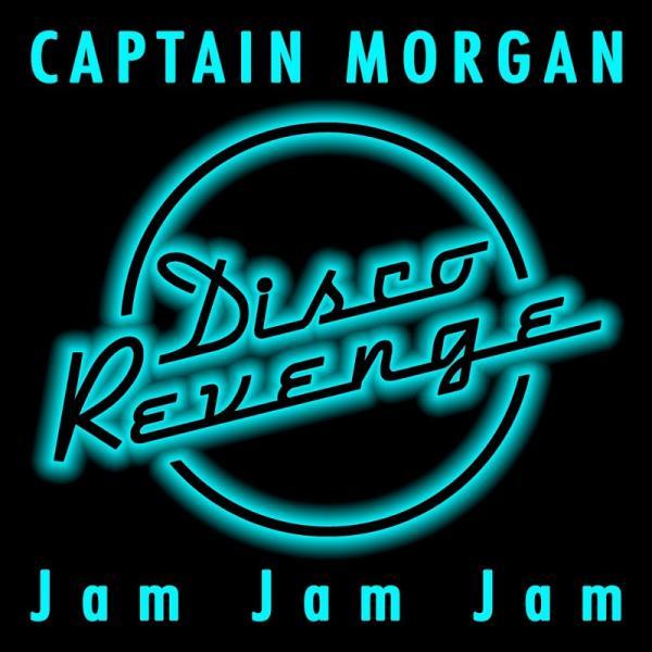 Captain Morgan Jam Jam Jam SINGLE 2019
