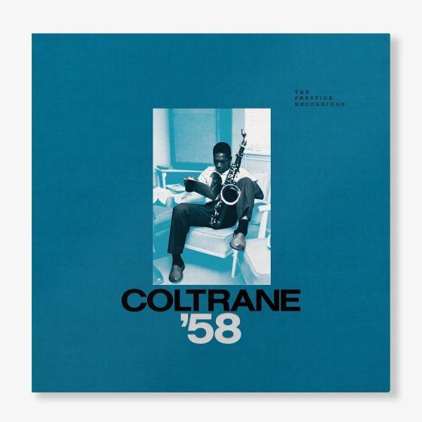 John Coltrane   Coltrane '58 The Prestige Recordings (2019) 24 96