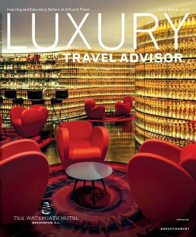 Luxury Travel Advisor  October (2017)