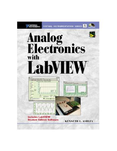 Analog Electronics with LabVIEW