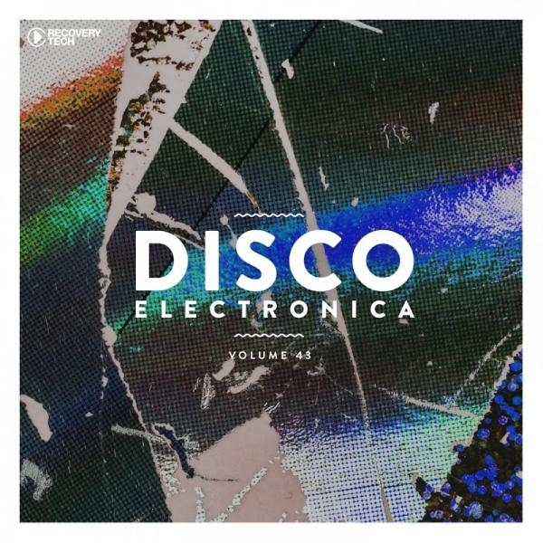 VA Disco Electronica Vol 43 RTCOMP1402  2019