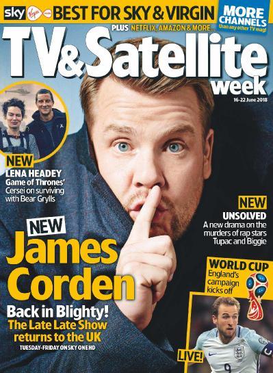 TV & & Satellite Week   16 June (2018)