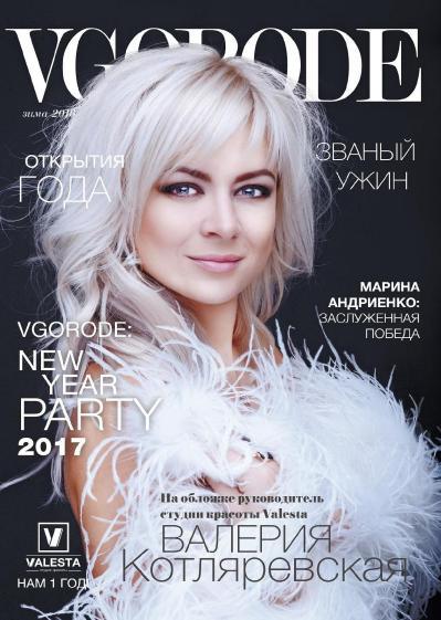 Vgorode  8 Zima 2016 (2017)