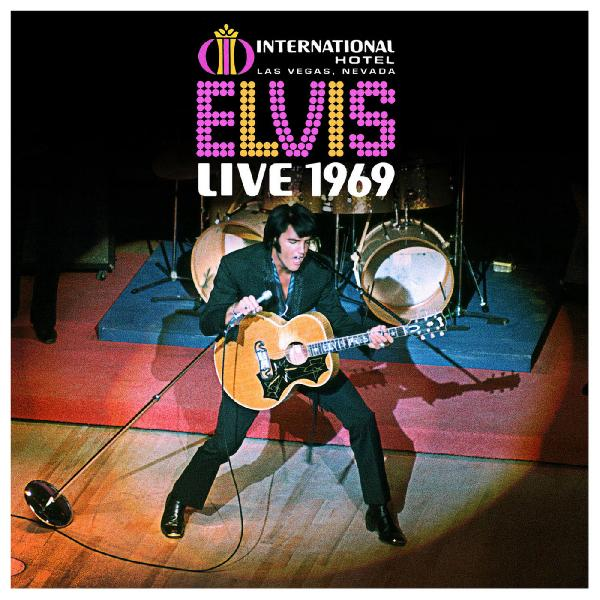 Elvis Presley   Live 1969 (11CD Box Set, 2019)