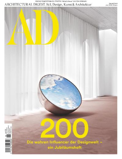 Architectural Digest Germany   06 (2019)