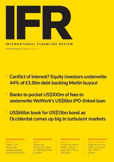 IFR Magazine  August 10 (2019)