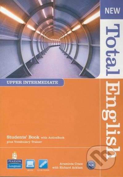 New Total English   Upper Intermediate   Students Book