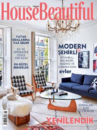 House Beautiful Turkey  May 305 s (2017)