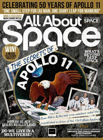 All About Space   August (2019)