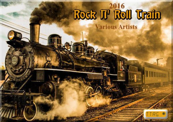 VA   Rock N' Roll Train  (2016)