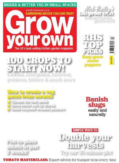 Grow Your Own  February (2019)