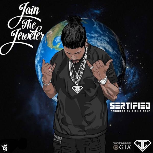 Jain The Jeweler Sertified SINGLE  2019