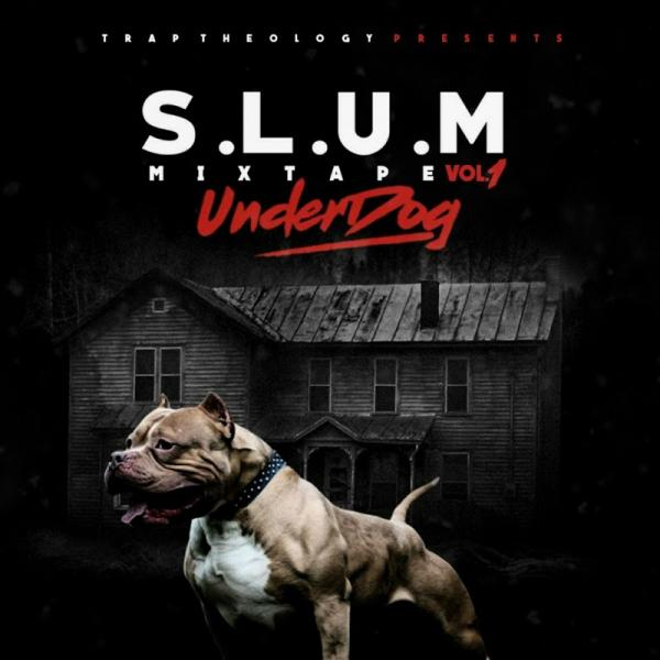 Plain James SLUM Vol 1 Underdog  2018