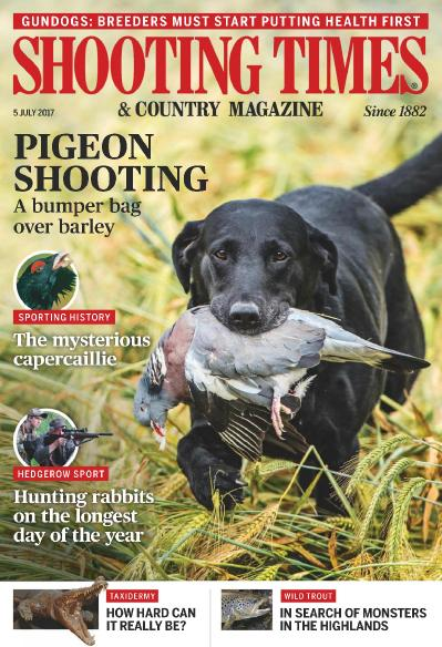 Shooting Times & & Country  5 July (2017)