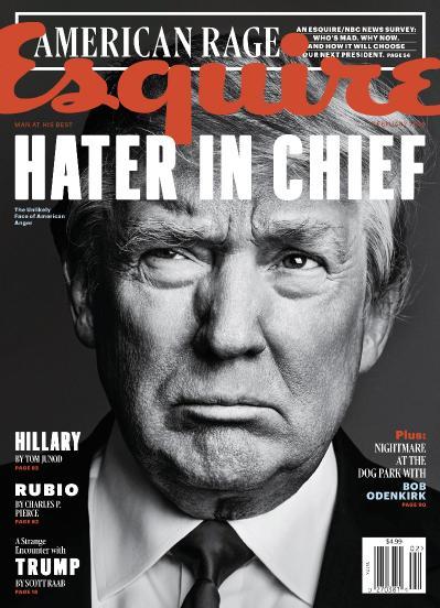 Esquire USA  February (2016)