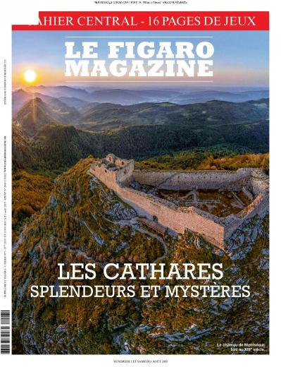 Le Figaro Magazine   02 08 2019   03 08 (2019)