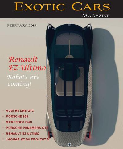 Exotic Cars   February (2019)