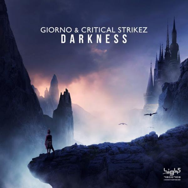 Giorno and Critical Strikez   Darkness HF222  2019