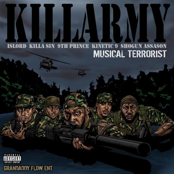 Killarmy Musical Terrorist SINGLE  2019