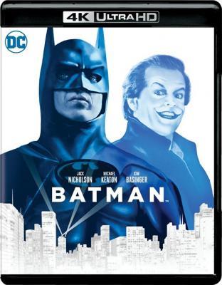 Бэтмен / Batman (1989) UHD BDRemux 2160p | HDR | Лицензия