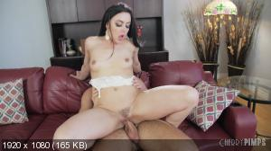 Whitney Wright - Whitney Will Be Sure To Get That Cock Hard [1080p]