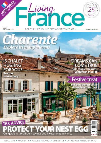 Living France   December (2015)