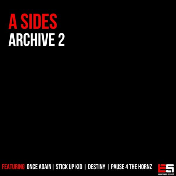 A Sides Archive 2 2019 Remasters EASTARCHIVE002  2019