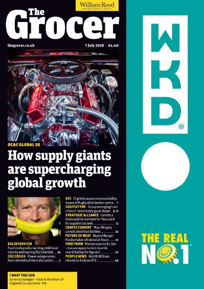 The Grocer  07 July (2018)