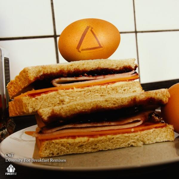 OaT Diversity For Breakfast Remixes FBZ035  2019