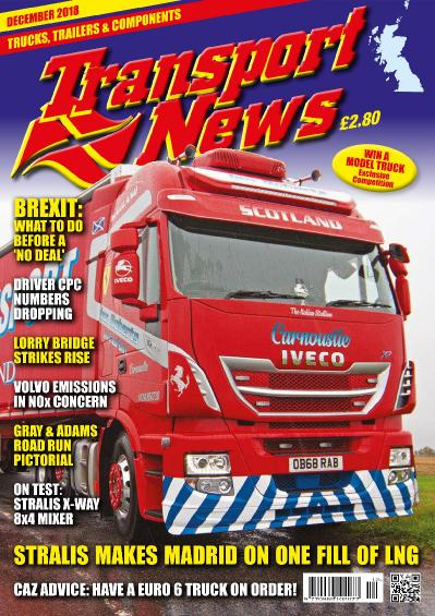 Transport News  December (2018)