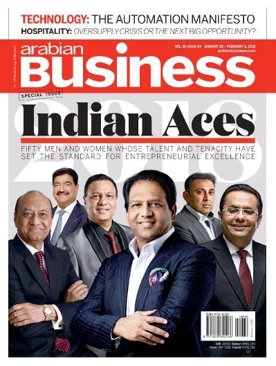 Arabian Business  January 28 (2018)