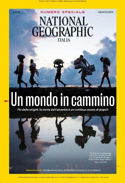 National Geographic Italy   08 (2019)