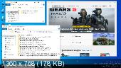 Windows 10 x64 Pro Insider Preview 18963.1000 v.66.19 (RUS/ENG/2019)