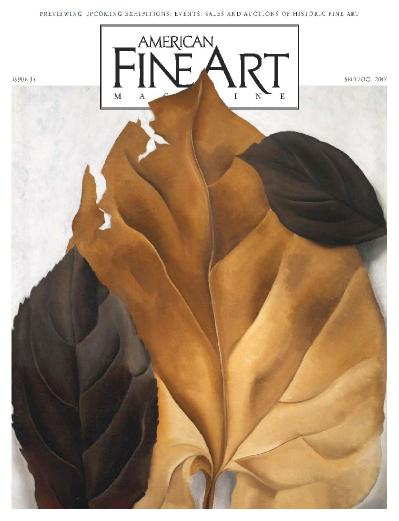 American Fine Art  Issue 35  September October (2017)