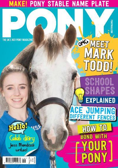 Pony Magazine  September (2017)