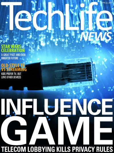 Techlife News  April 22 (2017)