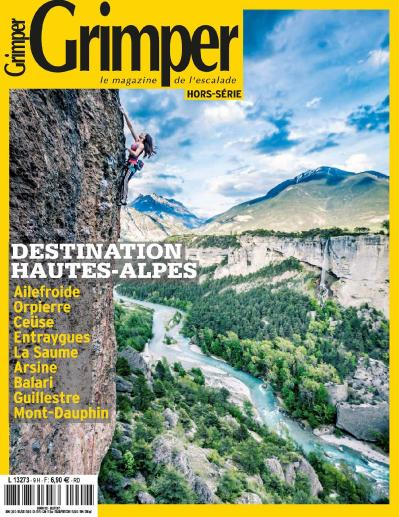 Grimper Magazine  Juillet (2017)