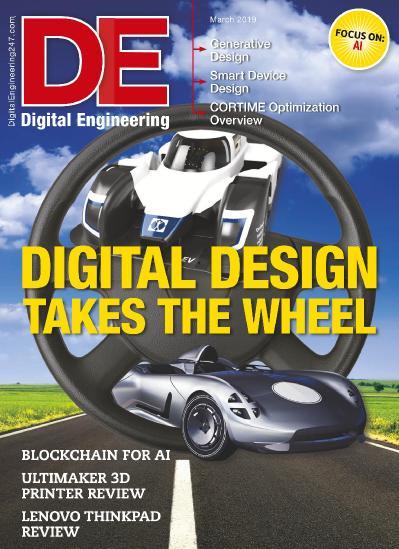 Digital Engineering   March (2019)