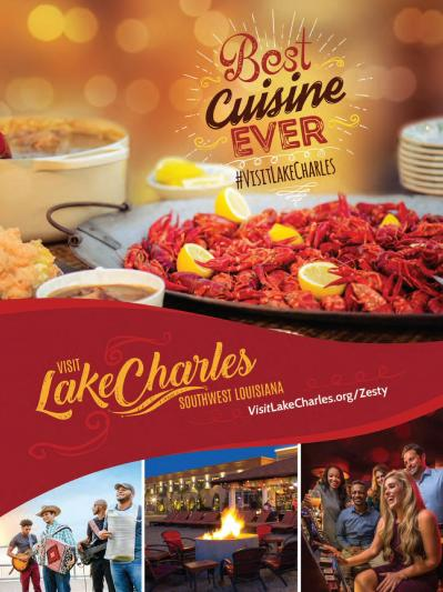 Louisiana Cookin '   March April (2019)