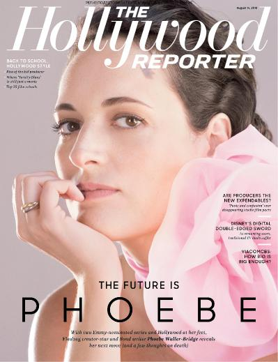 The Hollywood Reporter   14 08 (2019)