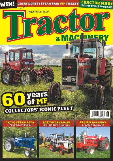 Tractor & & Machinery  August (2018)