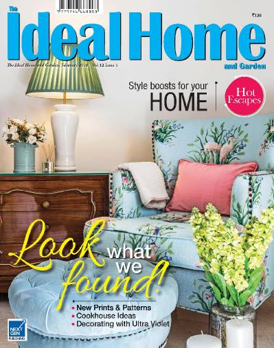 The Ideal Home and Garden India  February (2018)