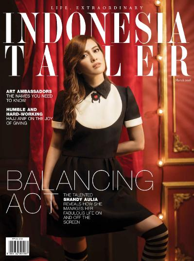 Indonesia Tatler   March (2018)