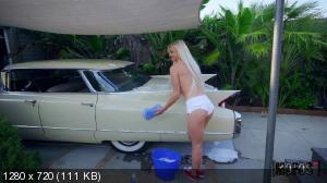 Morgan Rain - Wash My Car [720p]